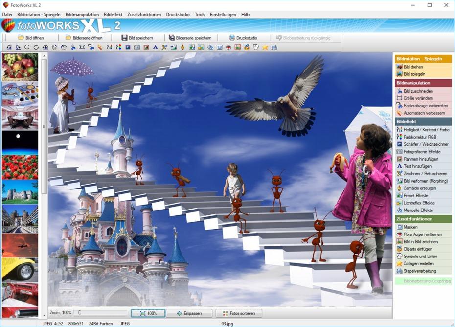 Kostenlos Bildbearbeitungsprogramm Windows 10 - 7 & 8 downloaden
